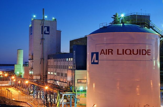 evolution action air liquide