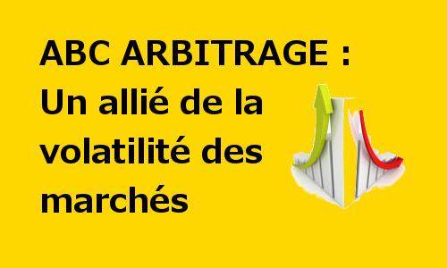 ABC Arbitrage pari volatilité