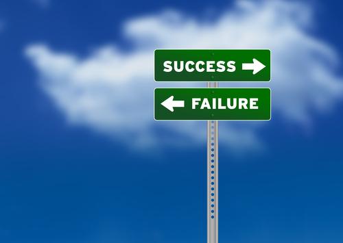Choisir la route entre échec et succès